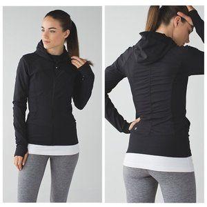 Lululemon In Flux Reversible Zip-Up Jacket